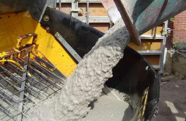 Тощий бетон укатываемый керамзитобетон расход воды